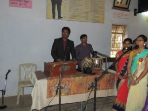 Music Event headed by Dr. Suhas Umale