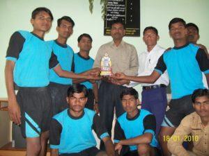 Sport Award Won